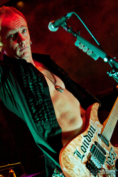 photo-Phil-Collen-band-Man-Raze-Paul-Cook