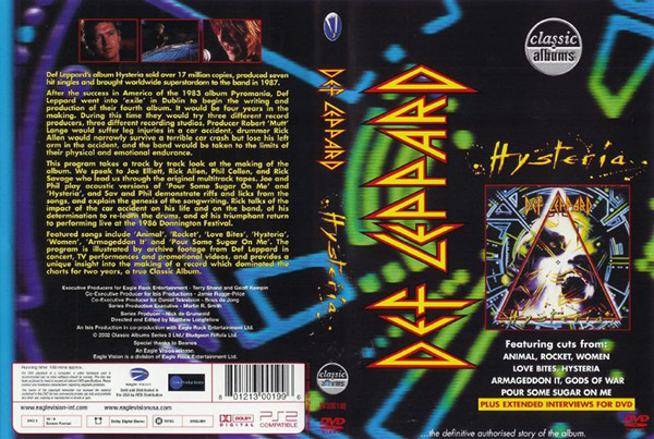 def-leppard-classic-albums-hysteria-2002-vhs-dvd