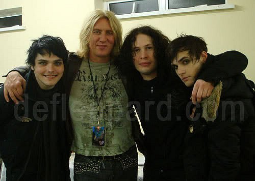 photo-Def-Leppard-with-My-Chemical-Romance-alternative-rock-band