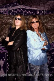 photo-Def-Leppard-with-David-Coverdale-Whitesnake-hard-rock-band