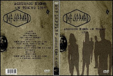 Видео концерт Def Leppard - Acoustic Night Secret Gig Tokyo DVD (1995) Скачать или Смотреть Онлайн  (Download video Def Leppard - Acoustic Night Secret Gig Tokyo DVD 1995)